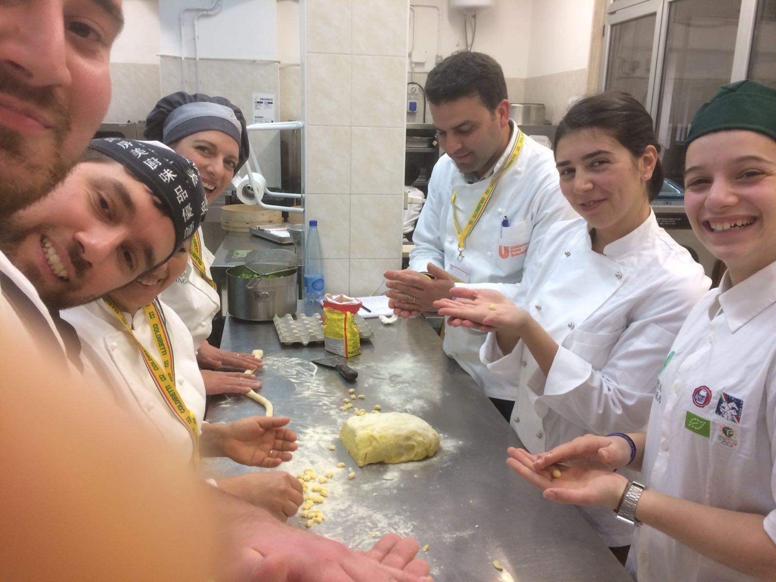 Scuola di cucina rurale coldiretti puglia diplomati - Scuola di cucina a bari ...
