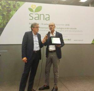 Premio Bio Awards 2018 - Granoro Agap Puglia